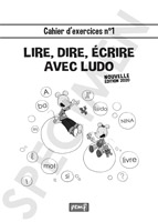 Cahier d'exercices n°1 Ludo