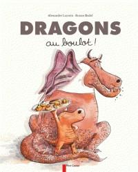 DRAGONS AU BOULOT !//LES ALBUMS DU PERE CASTOR/PERE CASTOR/DRAGONS
