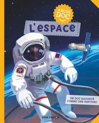 L'ESPACE/4/ALBUMS DOCUMENTAIRES/PERE CASTOR/ARCHIDOCS