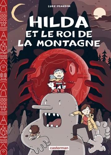 LE ROI DE LA MONTAGNE/6/ALBUMS/CASTERMAN/HILDA