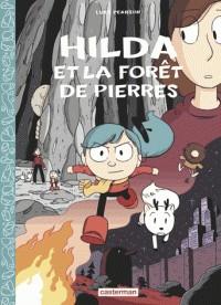 HILDA ET LA FORET DE PIERRES/5/ALBUMS/CASTERMAN/HILDA