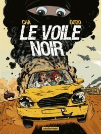 LE VOILE NOIR//ALBUMS/CASTERMAN/
