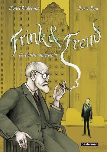 FRINK & FREUD//ALBUMS/CASTERMAN/