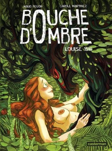 LOUISE 1516/4/ALBUMS/CASTERMAN/BOUCHE D'OMBRE