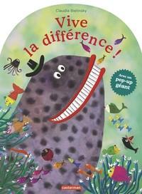 VIVE LA DIFFERENCE !//LES ALBUMS CASTERMAN/CASTERMAN/