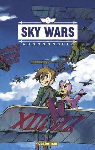 SKY WARS/1/SAKKA/CASTERMAN/SKY WARS