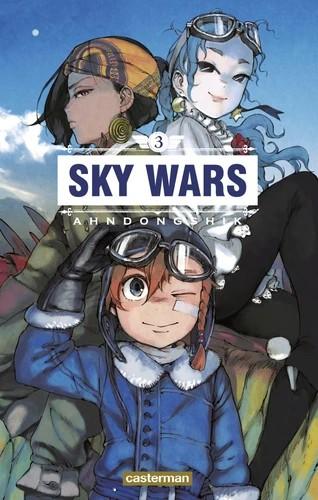 SKY WARS/3/SAKKA/CASTERMAN/SKY WARS