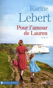 POUR L'AMOUR DE LAUREN///PRESSES CITE/