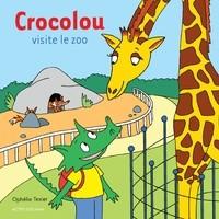 CROCOLOU VISITE LE ZOO//ASJ - ALBUMS/ACTES SUD/