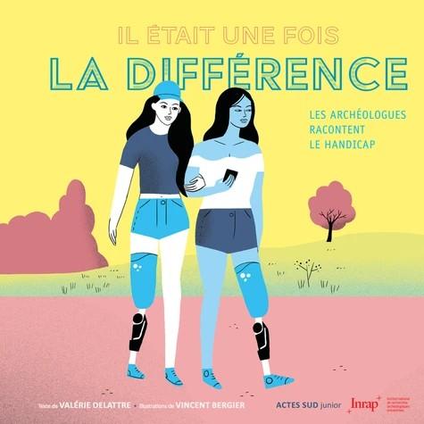 IL ETAIT UNE FOIS LA DIFFERENCE//ASJ - DOCUMENTAIRES/ACTES SUD/