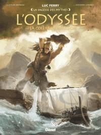 L'ODYSSEE - TOME 01/1/LA SAGESSE DES MYTHES/GLENAT/L'ODYSSEE