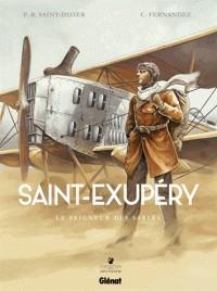 SAINT-EXUPERY - TOME 01/1/24X32/GLENAT/SAINT-EXUPERY
