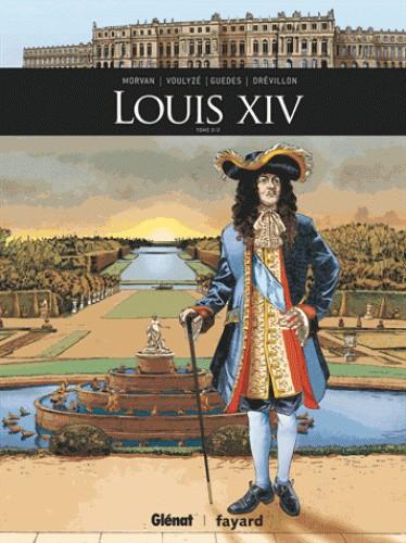 LOUIS XIV - TOME 02/2/ILS ONT FAIT L'HISTOIRE/GLENAT/LOUIS XIV