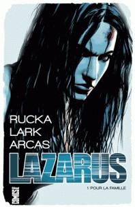 LAZARUS - TOME 01/1/COMICS/GLENAT COMICS/LAZARUS