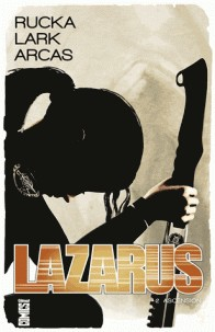 LAZARUS - TOME 02/2/COMICS/GLENAT COMICS/LAZARUS