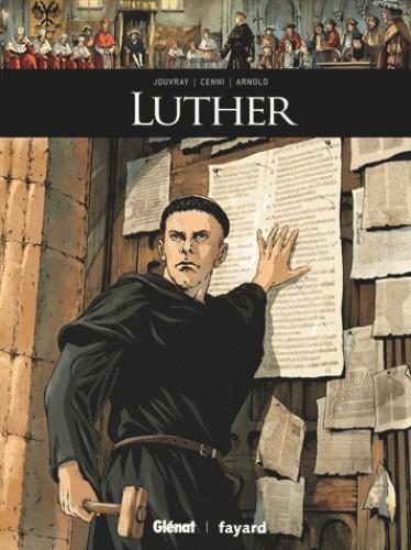 LUTHER//ILS ONT FAIT L'HISTOIRE/GLENAT/