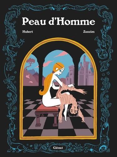 PEAU D'HOMME//1000 FEUILLES/GLENAT/
