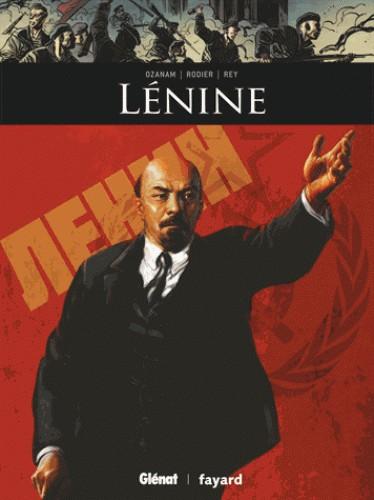 LENINE//ILS ONT FAIT L'HISTOIRE/GLENAT/