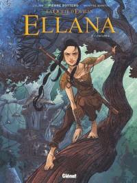 ELLANA - TOME 01/1/24X32/GLENAT/ELLANA
