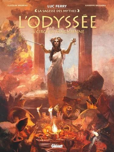 L'ODYSSEE - TOME 02/2/LA SAGESSE DES MYTHES/GLENAT/L'ODYSSEE