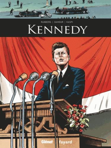 KENNEDY//ILS ONT FAIT L'HISTOIRE/GLENAT/