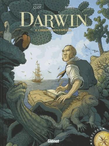 DARWIN - TOME 02/2/EXPLORA/GLENAT/DARWIN
