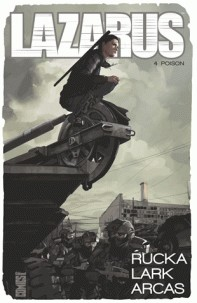 LAZARUS - TOME 04/4/COMICS/GLENAT COMICS/LAZARUS