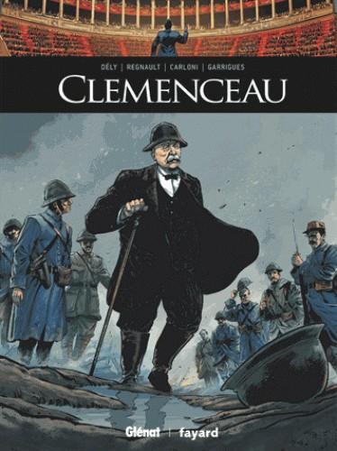 CLEMENCEAU//ILS ONT FAIT L'HISTOIRE/GLENAT/