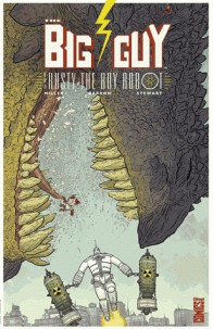 BIG GUY & RUSTY LE GARCON ROBOT//COMICS/GLENAT COMICS/