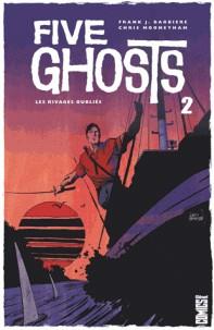 FIVE GHOSTS - TOME 02/2/COMICS/GLENAT COMICS/FIVE GHOSTS