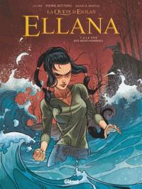 ELLANA - TOME 02/2/24X32/GLENAT/ELLANA