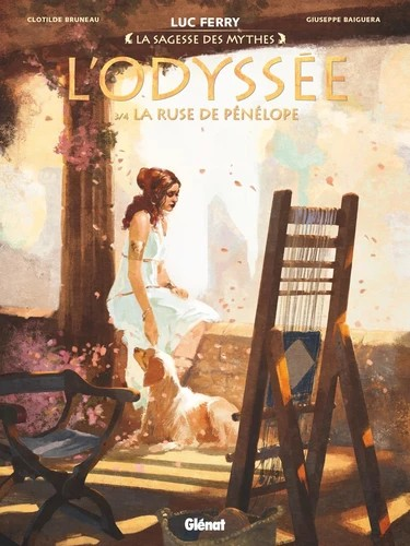 L'ODYSSEE - TOME 03/3/LA SAGESSE DES MYTHES/GLENAT/L'ODYSSEE