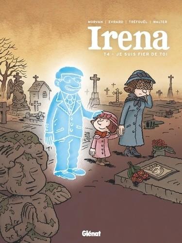 IRENA - TOME 04/4/TCHO !/GLENAT/IRENA