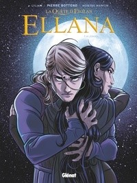 ELLANA - TOME 04/4/24X32/GLENAT/ELLANA