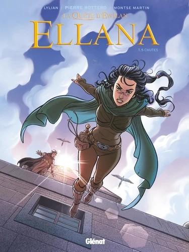 ELLANA - TOME 05/5/24X32/GLENAT/ELLANA