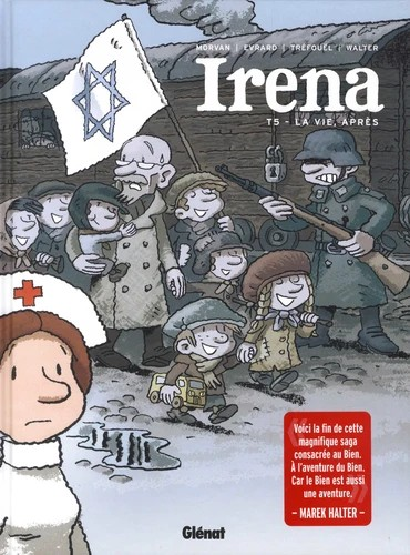 IRENA - TOME 05/5/TCHO !/GLENAT/IRENA