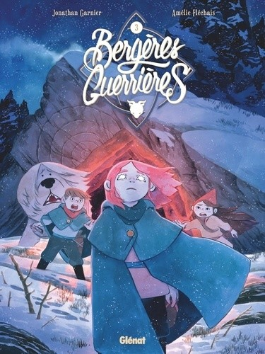 BERGERES GUERRIERES - TOME 03/3/TCHO !/GLENAT/BERGERES GUERRIERES