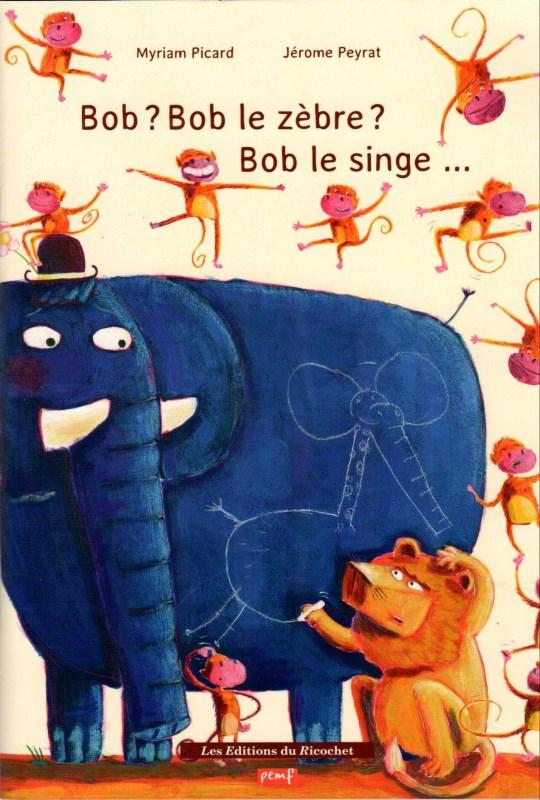 BOB? BOB LE ZEBRE ? BOB LE SINGE?//LECTURE SUIVIE/PEMF/