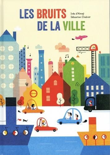 LES BRUITS DE LA VILLE//ALBUMS/RICOCHET/