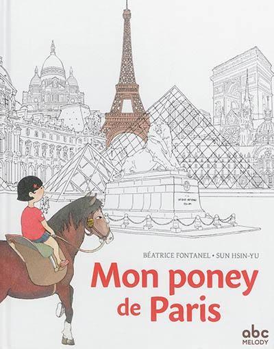 MON PONEY DE PARIS//ALBUMS/ABC MELODY/