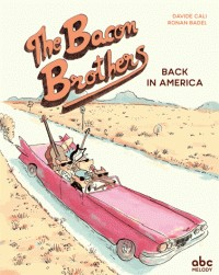 THE BACON BROTHERS - BACK IN AMERICA//ALBUMS/ABC MELODY/