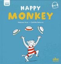 HAPPY MONKEY (COLL. LITTLE ZOO)//ALBUMS/ABC MELODY/