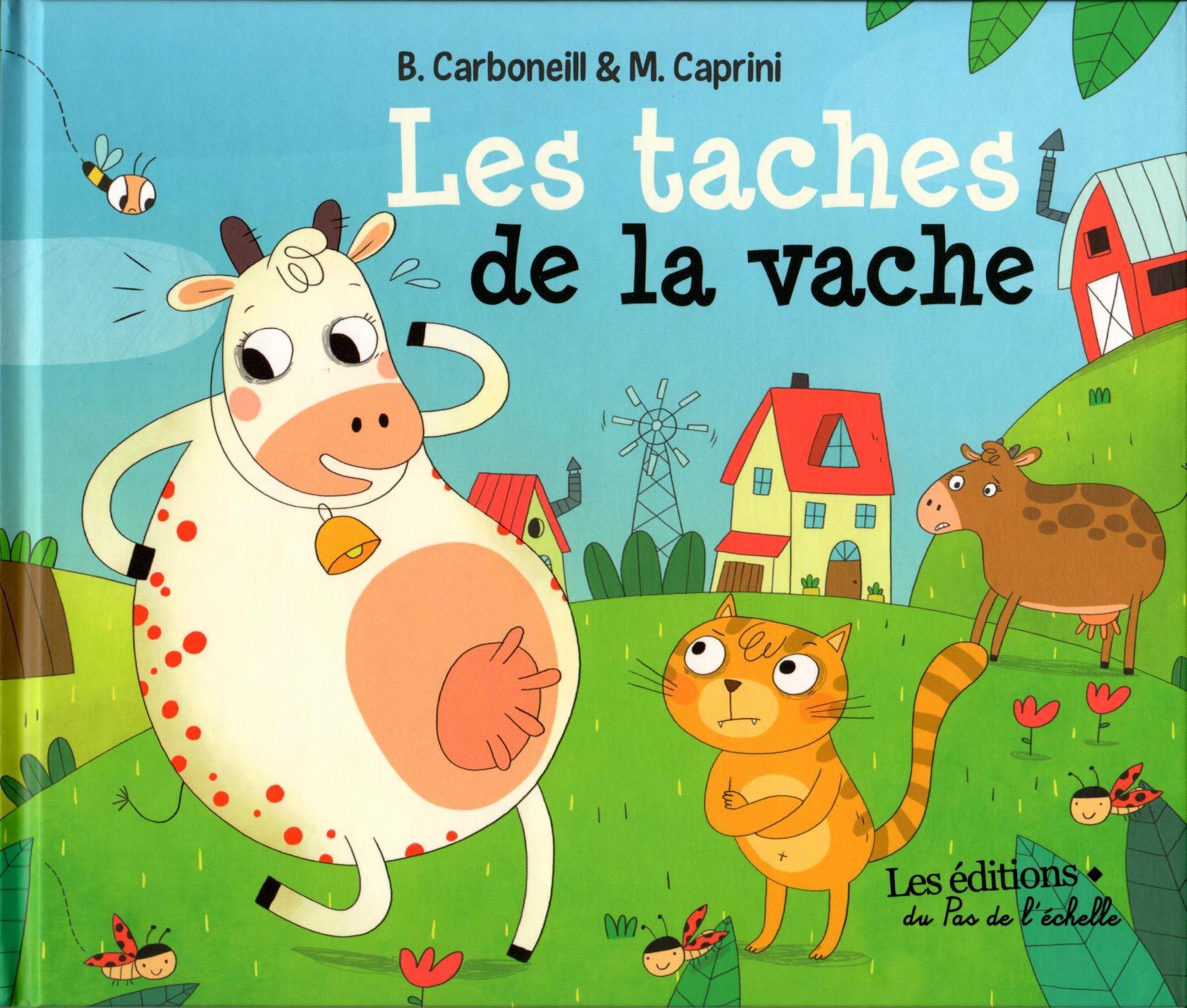 LES TACHES DE LA VACHE///PEMF/