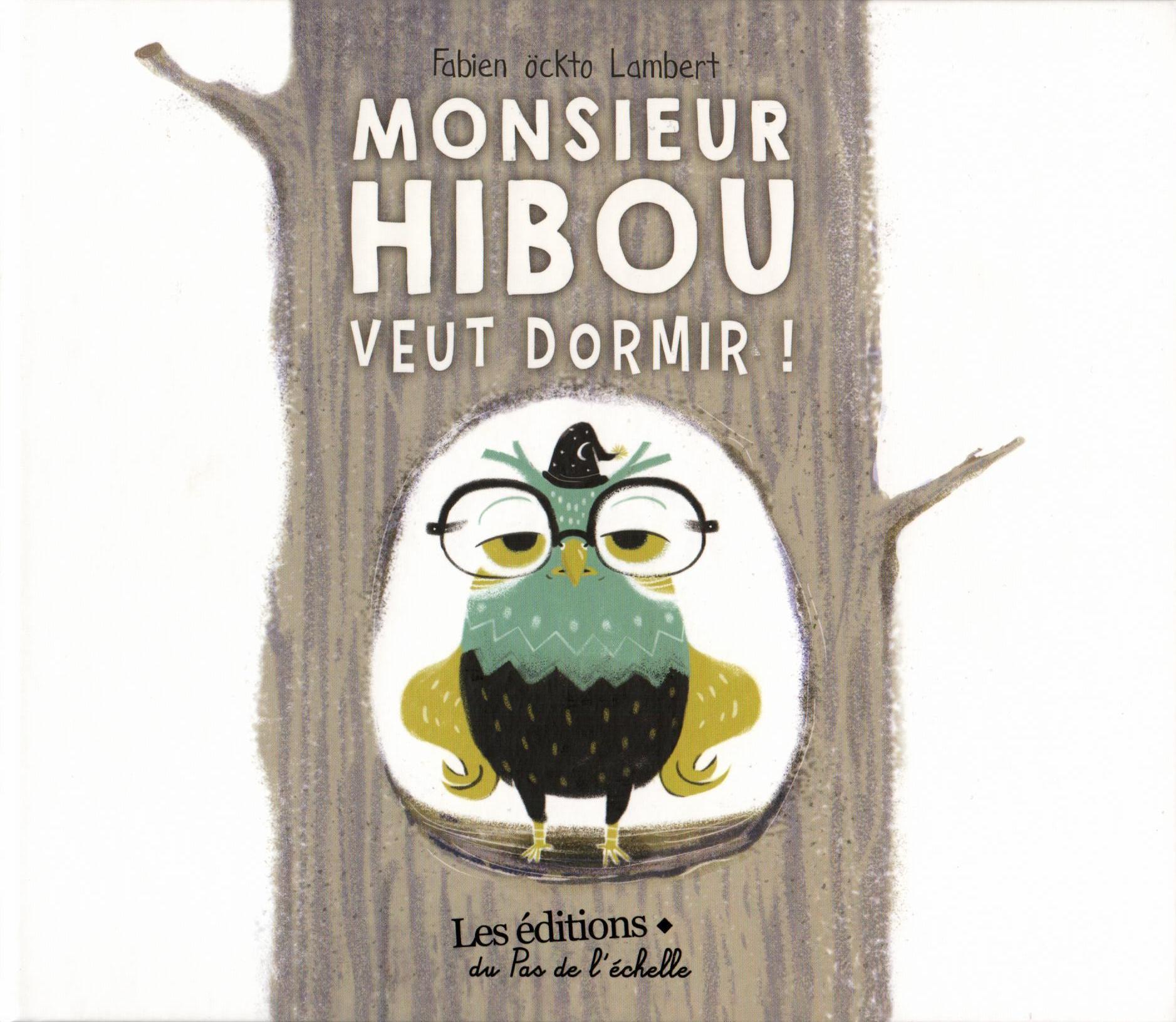 MONSIEUR HIBOU///PEMF/