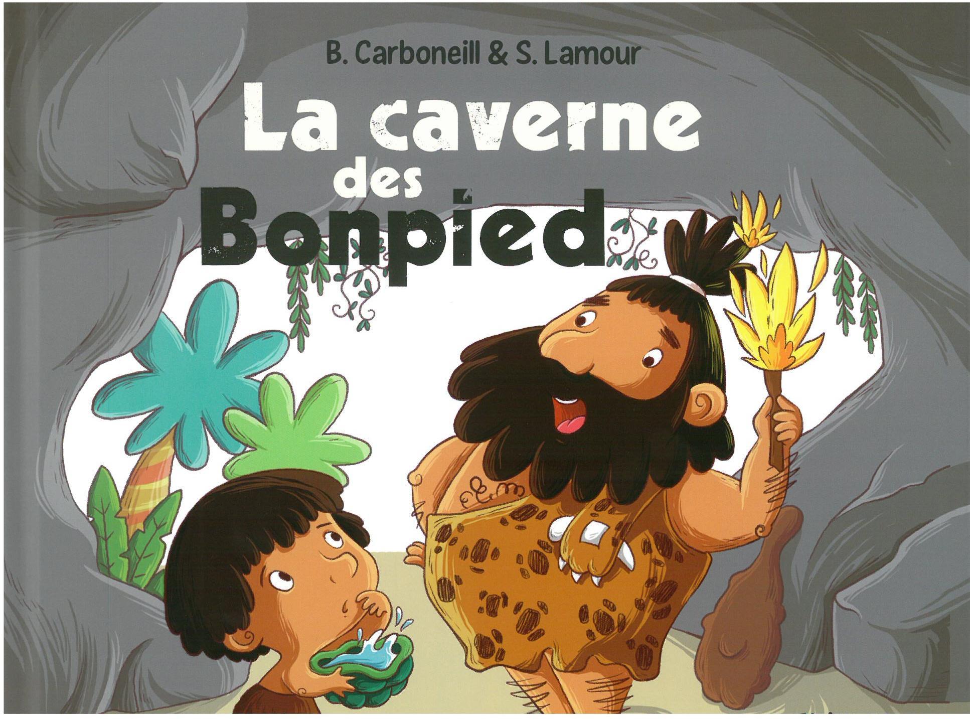 LA CAVERNE DES BONPIED///PEMF/