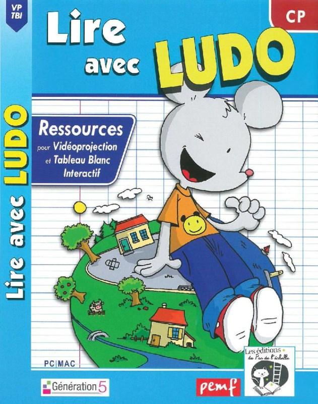 TBI METHODE DE LECTURE LUDO///PEMF/