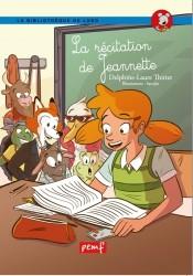 LES RECITATIONS DE JEANNETTE///PEMF/