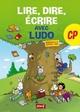 MANUEL DE L'ELEVE - METHODE DE LECTURE LUDO EDITION 2020///PEMF/