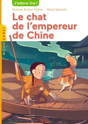 LE CHAT DE L'EMPEREUR DE CHINE//MILAN CADET/MILAN/
