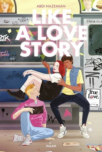 LIKE A LOVE STORY//LITTERATURE ADO/MILAN/